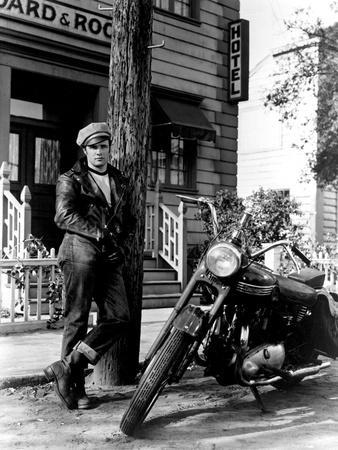 The Wild One, Marlon Brando, 1954