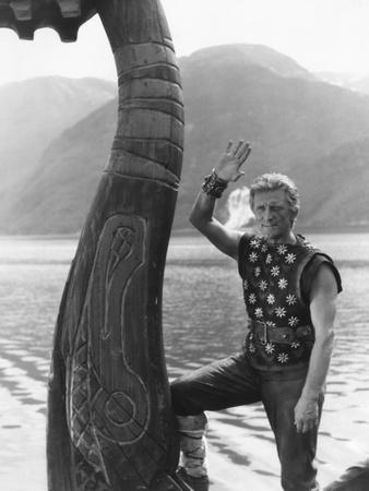 The Vikings, Kirk Douglas, 1958