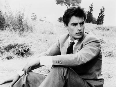 Eclipse, (aka L'Eclisse), Alain Delon, 1962