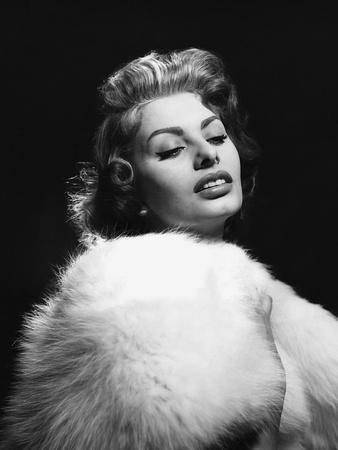 The Pride and the Passion, Sophia Loren, 1957