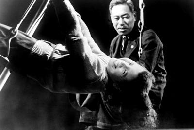 Ikiru, Miki Odagiri, Takashi Shimura, 1952