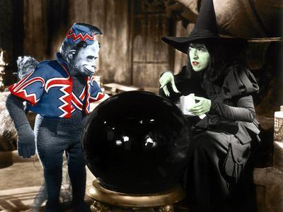 The Wizard of Oz, Margaret Hamilton (Right), 1939