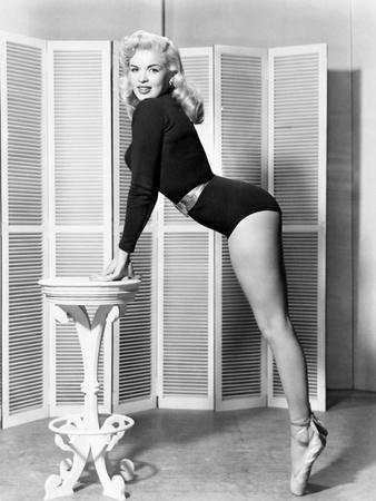 Jayne Mansfield, Ca. 1955