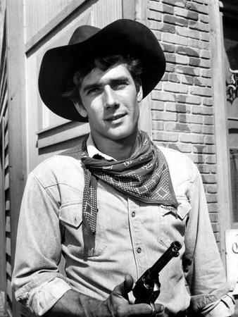 Laramie, Robert Fuller, 'The Star Trail,' Aired October 13, 1959