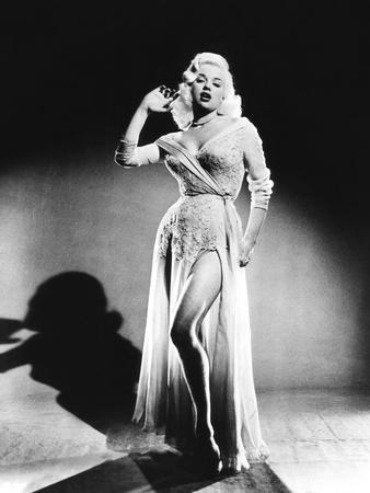 Diana Dors, Ca. Mid-1950s