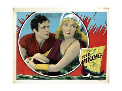 The Viking, from Left, Leroy Mason, Pauline Starke, 1928