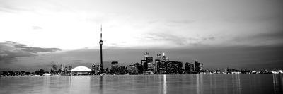 Buildings at the Waterfront, Cn Tower, Toronto, Ontario, Canada