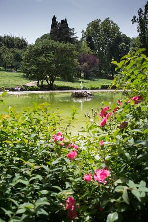 Park Borghese, Rome, Lazio, Italy, Europe