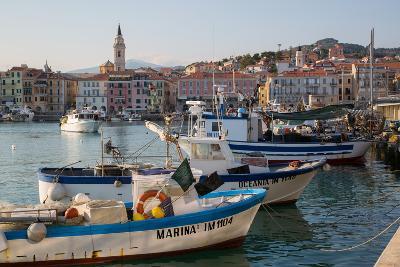 Harbour, Imperia, Liguria, Italy, Europe