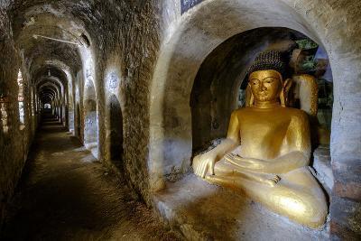 Pagoda of Shittaung, Dated 1535, Mrauk U, Rakhaing State, Myanmar (Burma), Asia