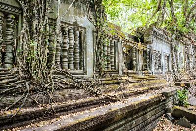 Prasat Beng Mealea Temple Ruins, Siem Reap Province, Cambodia, Indochina, Southeast Asia, Asia