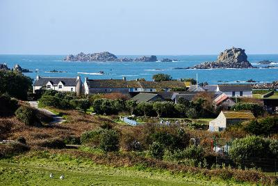 Bryher, Isles of Scilly, England, United Kingdom, Europe