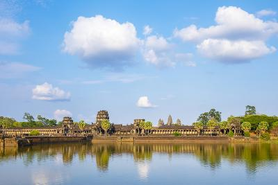 Angkor Wat, UNESCO World Heritage Site, Siem Reap Province, Cambodia, Indochina