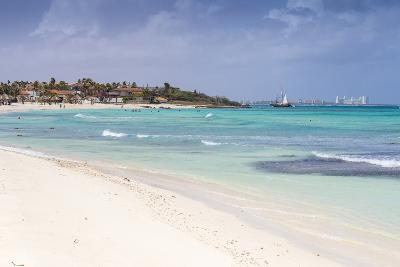 Arashi Beach, Aruba, Lesser Antilles, Netherlands Antilles, Caribbean, Central America