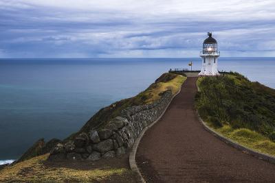 Cape Reinga Lighthouse (Te Rerenga Wairua Lighthouse), Aupouri Peninsula, Northland