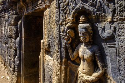 Vat Nokor, Angkorian Sanctuary Dated 11th Century, Kompong Cham (Kampong Cham), Cambodia, Indochina