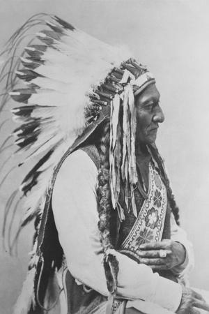Sioux Chief Sitting Bull