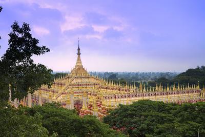 Thanboddhay Payamonywa, Sagaing, Myanmar (Burma), Southeast Asia