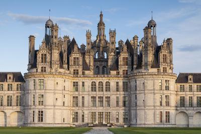 Chambord's Castle, Loire Valley, France.