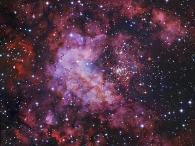 Westerlund 2 (Gum 29) Star Cluster in Carina