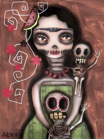 Frida Day of the Dead