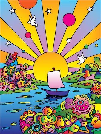 Cosmic Boat Color