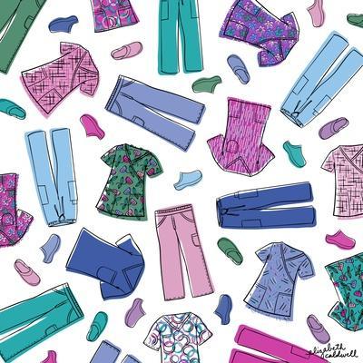 Colorful Scrubs