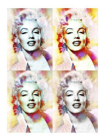 Marilyn Monroe 4-XLV