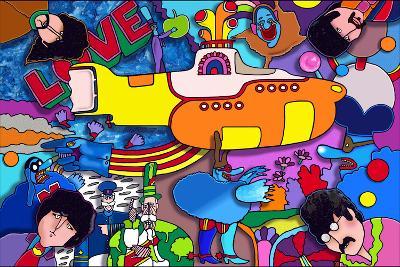Beatles Yellow-Sub