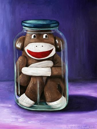 Preserving Childhood Sock Monkey