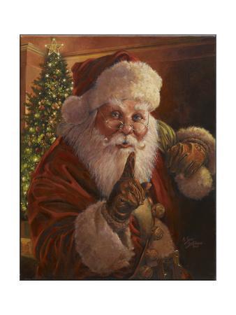 Santa Shhhh