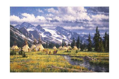 Nez Perce Summer Camp