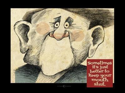 Mouth Shut Poster