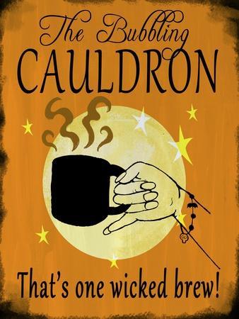 The Bubbling Cauldron