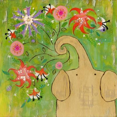 Sparkler Bouquet Elephant