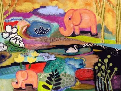 Watchful Eye Elephants
