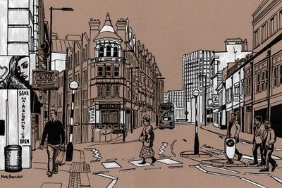 Croydon High Street, 2016