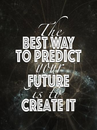 Predict Your Future Black