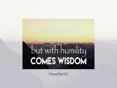 Proverbs 11-2