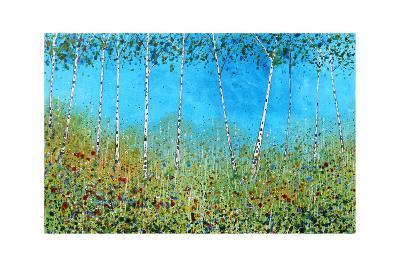 Silver Birches I