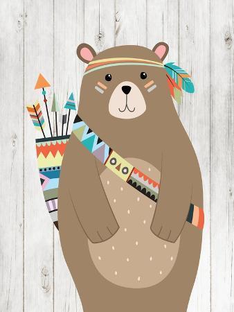 Tribal Bear