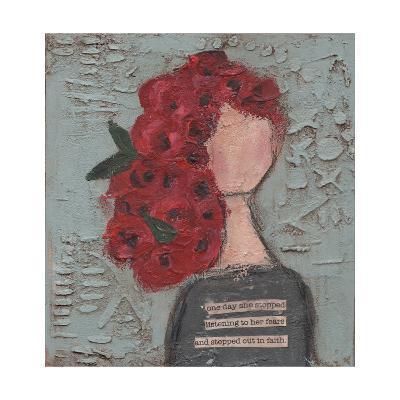 Red Rose Girl