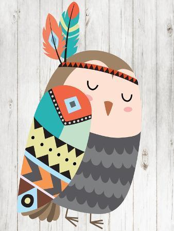 Tribal Owl