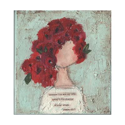 Red Rose Girl II