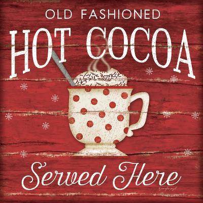 Hot Cocoa Served Here