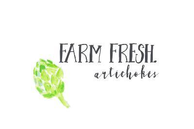 Farm Fresh Artichokes II