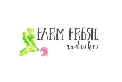 Farm Fresh Radishes II