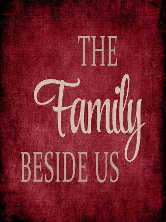 The Family Beside Us - Red