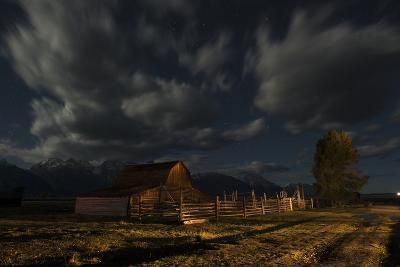 Moulton Barn in Grand Teton National Park