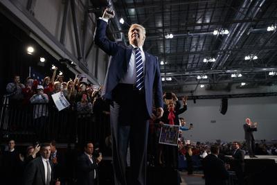Election 2016 Trump